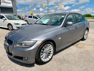 Used 2011 BMW 3 Series 328i xDrive AWD Ed for sale in Halton Hills, ON