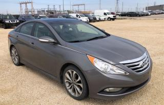 Used 2014 Hyundai Sonata SE|Leather|Pano Roof|Back Up Camera|FINANCING AVAILABLE for sale in Mississauga, ON
