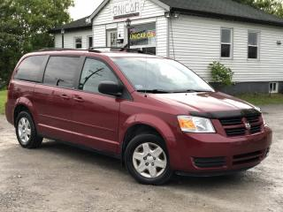 Used 2010 Dodge Grand Caravan 1-Owner No-Accidents Stow'N Go Power Group for sale in Sutton, ON