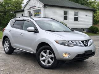 Used 2009 Nissan Murano No-Accidents AWD Power Group Cruise A/C for sale in Sutton, ON