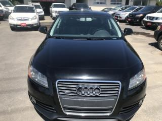Used 2010 Audi A3 AUTO,S LINE tronic,2.0T WE FINANCE EVERY ONE, REGARDLESS!!! for sale in Brampton, ON