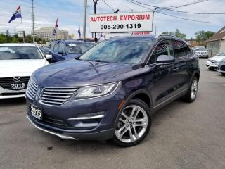 Used 2015 Lincoln MKC AWD Navigation/Leather/Backup Camera/Power Trunk for sale in Mississauga, ON