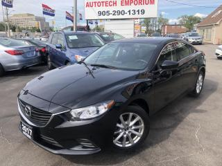 Used 2017 Mazda MAZDA6 Navigation/Heated Seats/Backup Camera/Alloys for sale in Mississauga, ON