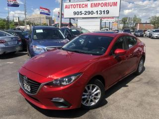 Used 2016 Mazda MAZDA3 GS Convenience Sunroof/Navigation/Htd Seats/Camera for sale in Mississauga, ON