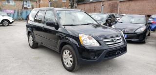 Used 2006 Honda CR-V EX-L for sale in Toronto, ON