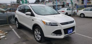 Used 2015 Ford Escape Titanium for sale in Toronto, ON