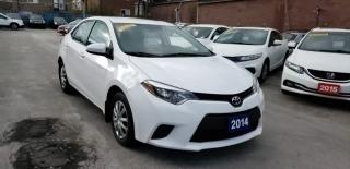 Used 2014 Toyota Corolla CE for sale in Toronto, ON