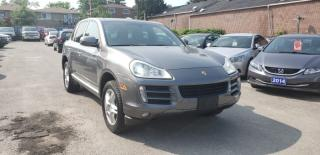 Used 2008 Porsche Cayenne for sale in Toronto, ON