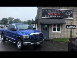 Used 2007 Dodge Ram 1500 ST for sale in Kingston, ON