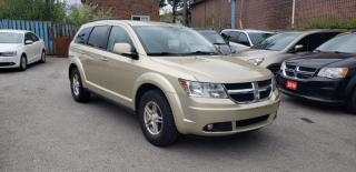 Used 2010 Dodge Journey SXT for sale in Toronto, ON