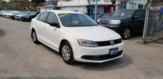 Used 2013 Volkswagen Jetta Sedan Trendline for sale in Toronto, ON