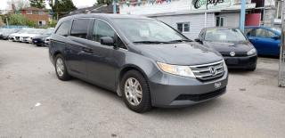 Used 2011 Honda Odyssey LX for sale in Toronto, ON
