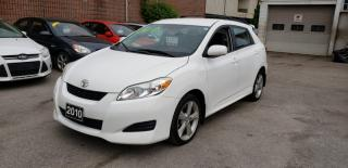 Used 2010 Toyota Matrix Auto AWD for sale in Toronto, ON
