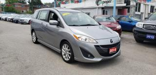 Used 2014 Mazda MAZDA5 GT for sale in Toronto, ON
