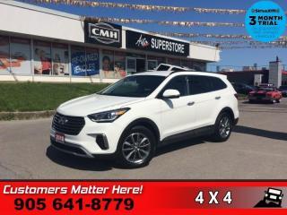 Used 2018 Hyundai Santa Fe XL Premium  AWD BS P/SEAT P/GATE CAM 4X-HS HTD-S/W 7-PASS REAR-AC S for sale in St. Catharines, ON