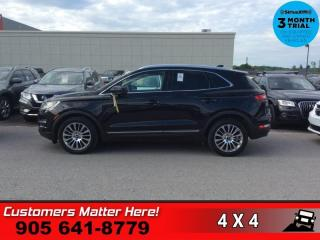 Used 2015 Lincoln MKC Reserve  RESERVE NAV PANO-ROOF CS P/SEATS for sale in St. Catharines, ON