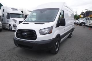 Used 2018 Ford Transit Cargo Van 250 Van High Roof  148-in. WB EL Extended Length for sale in Burnaby, BC