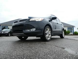Used 2013 Ford Escape SE- HEATED SEATS- PANORAMIC SUNROOF- BLUETOOTH for sale in Essex, ON