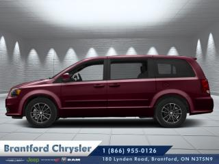 New 2019 Dodge Grand Caravan SXT Premium Plus  - Radio: 430N - $236.15 B/W for sale in Brantford, ON