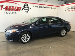Used 2015 Toyota Camry Hybride Le Hybride, Caméra for sale in St-Hubert, QC