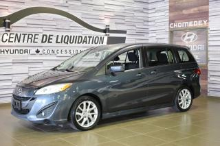 Used 2012 Mazda MAZDA5 GT+TOIT+MAGS for sale in Laval, QC