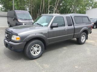 Used 2007 Ford Ranger SPORT 4X4 AUTOMATIQUE for sale in Ste-Marie, QC