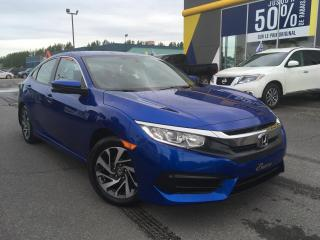 Used 2016 Honda Civic EX TOIT MAGS BLUETOOTH for sale in Lévis, QC