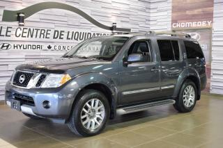 Used 2011 Nissan Pathfinder LE for sale in Laval, QC