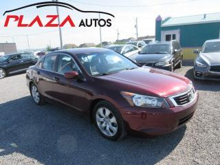 Used 2008 Honda Accord EX-L for sale in Beauport, QC