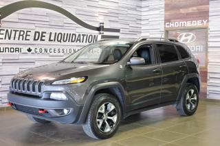 Used 2015 Jeep Cherokee AWD for sale in Laval, QC