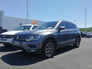 Used 2018 Volkswagen Tiguan Comfortline 4MOTION *Disponibilité limit for sale in Rivière-Du-Loup, QC