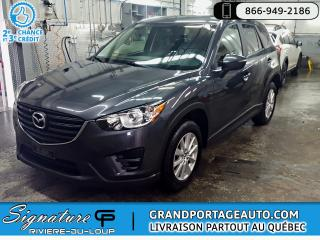 Used 2016 Mazda CX-5 GX 4 portes TI BA 2016,5 for sale in Rivière-Du-Loup, QC