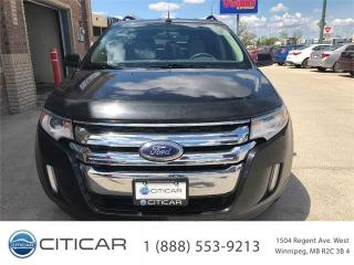 Used 2011 Ford Edge SEL*4WD*Heated Seats*Navigation*Bluetooth*Fog* for sale in Winnipeg, MB