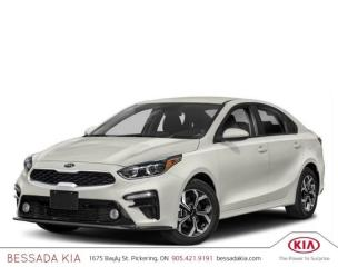 New 2019 Kia Forte Sedan LX for sale in Pickering, ON