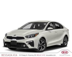Used 2019 Kia Forte Sedan LX for sale in Pickering, ON