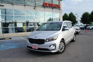 Used 2019 Kia Sedona LX+ for sale in Pickering, ON
