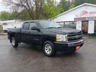 Used 2011 Chevrolet Silverado 1500 LS Cheyenne Edition for sale in Barrie, ON