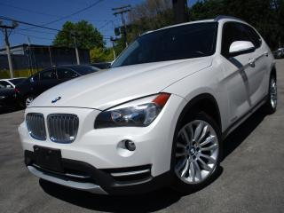 Used 2013 BMW X1 28I XDRIVE|XLINE|NAVIGATION|98KMS|PANO ROOF !!! for sale in Burlington, ON