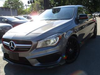 Used 2014 Mercedes-Benz CLA-Class CLA45 AMG 4MATIC|NAVI|PANO ROOF|85KM|BLIND SPOT! for sale in Burlington, ON