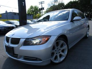 Used 2008 BMW 3 Series 335i|SUNROOF|LEATHER|AUTOMATIC|183KMS !! for sale in Burlington, ON