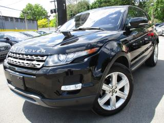 Used 2013 Land Rover Evoque PURE PREMIUM|NAVIGATION|PANORAMA|68,000KM !! for sale in Burlington, ON