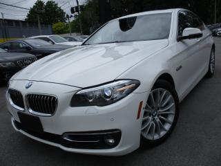 Used 2015 BMW 5 Series 528I XDRIVE|NAVI|58KM|ONE OWNER|SUNROOF !!! for sale in Burlington, ON