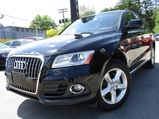 Used 2016 Audi Q5 2.0T QTRO KOMFORT|33KM|ONE OWNER|LIKE NEW !!! for sale in Burlington, ON