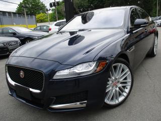 Used 2017 Jaguar XF XF AWD PRESTIGE 2.0D|DIESEL|ONE OWNER|26,000KM for sale in Burlington, ON