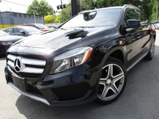 Used 2016 Mercedes-Benz GLA GLA 250 4MATIC|ONE OWNER|AMG PKG|NAVI|PANORAMA for sale in Burlington, ON