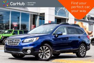 Used 2017 Subaru Outback 3.6R Limited with Tech Pkg|Sunroof|GPS|Keyless.Go|Backup.Cam| for sale in Thornhill, ON