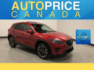 Used 2016 Mazda CX-5 GT MOONROOF|NAVIGATION|LEATHER for sale in Mississauga, ON