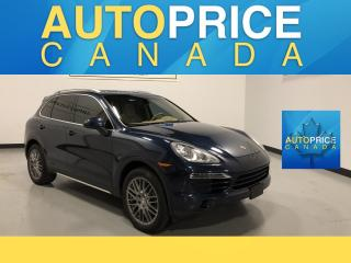 Used 2013 Porsche Cayenne MOONROOF|NAVIGATION|LEATHER for sale in Mississauga, ON