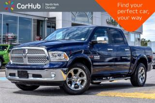 Used 2016 RAM 1500 Laramie|Crew|Convi.Pkg|Sunroof|Backup.Cam|GPS|Bluetooth|Heat.Seats| for sale in Thornhill, ON
