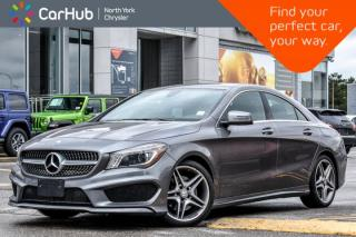 Used 2016 Mercedes-Benz CLA-Class 250 Smartphone.Tech,AMG.Styling,Illumination.Pkgs H.K.Audio  for sale in Thornhill, ON